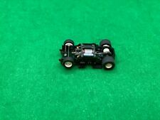 ORIGINAL TYCO 440-X2, WIDE PAN CHASSIS, WHITE WHEELS, NEW OLD STOCK