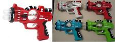 6 LIGHT UP COSMIC SPIN BALL BLASTER TOY PISTOL GUN WITH SOUND 10 in play toys