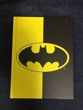 Batman Logo Licensed Hardcover Journal Brand