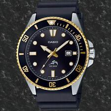 Reloj Nuevo Casio MDV-106G-1AV Hombre Análoga 200m WR Día Fecha Resina 2020