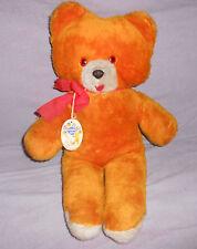 Lefray Toys - 20 Inch Golden Orange  BEAR Plush Toy / Teddy (1)