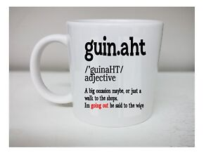 Going Out Yorkshire Meaning Dictionary Fun joke tea,coffee Gift idea mug