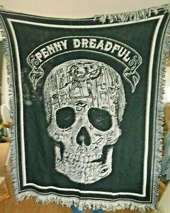 Penny Dreadful Cotton Blanket