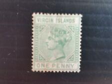 BRITISH VIRGIN ISLANDS 1879 SG 24  DEFINITIVE MH