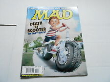 FEB 2001 MAD vintage magazine (UNREAD) -  DEATH BY SCOOTER