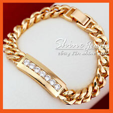 Cubic Zirconia Copper Fashion Bracelets