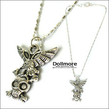 Dollmore  BJD  All Size - Skull Wings necklace