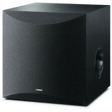 "Yamaha NS-SW100BL 10"" 100W Powered Subwoofer"