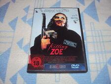 Killing Zoe  DVD Quentin Tarantino