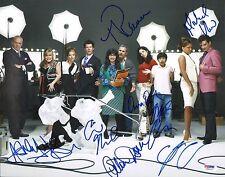 Ugly Betty Cast Signed 11x14 Photo PSA/DNA America Ferrera Ana Ortiz Tony Plana