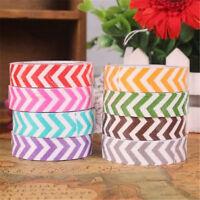 15mm New Decorative Craft Washi Tape Adhesive Mask Scrapbooking Paper Sticker