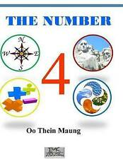 The Number 4 by Maung, Oo Thein -Paperback