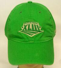 NFL Tampa Bay Buccaneers Reebok Super Bowl XLIII Cap Hat Buckle-Back Slouch NEW!