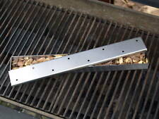 Stainless Steel Grill Smoker Box 16 3/4 Long