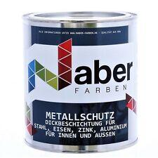 (17,32 €/L) 1 L  Metallschutz - RAL 7015 SCHIEFERGRAU - Matt