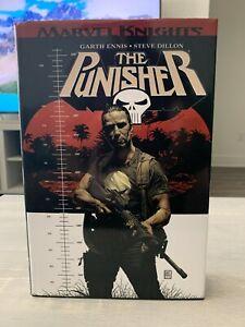 The Punisher Omnibus (Marvel Knights, Garth Ennis)