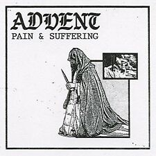 The Advent - Pain & Suffering [New CD] UK - Import