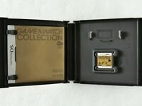 Game & Watch Collection NDS Nintendo Club DS From Japan