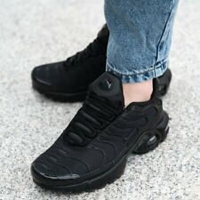 "Nike Air Max Plus TN (GS) ""Triple Black"" 