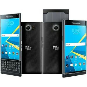 """BlackBerry Priv 5.4"""" 32GB 18MP QWERTY & Touchscreen Unlocked Android Smartphone"""