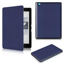 "Folio Smart Auto Sleep PU Leather Case Cover For Kobo Aura Edition 2 6"" eReader"