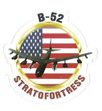 B-52 STRATOFORTRESS JET AIRPLANE  Sticker Decal