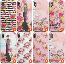 Style Is Forver Floral Fashion Slim TPU Case for iPhone   Fashion Designer Chi