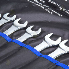 14 x High Quality Draper Combination Spanner Set HI-TORQ METRIC WRENCHES + POUCH