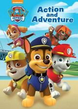 Nickelodeon Paw Patrol Action and Adventure-Parragon Books Ltd