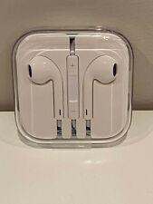 Genuine Apple iPhone 6S EarPods Headphones EarPhones Handsfree BNIB Remote & Mic