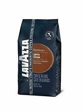 Lavazza Super Crema Whole Bean Coffee Blend - 2.2 lbs.