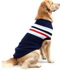 1pc Breathable Knitted Sweater For Dogs Comfortable Hoodie Clothing Coat Puppies