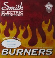 KEN SMITH BBCP BURNERS, NICKEL PICCOLO BASS STRINGS, PICCOLO 4's - 18-45