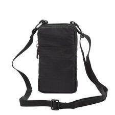 Multi Phone Model Hook Loop Belt Pouch Holster Bag Pocket Army Cover Phone Case