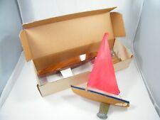 TIPPECANOE BOATS: T104 FINISHED T-CLASS SAILBOAT KIT W/ EXTRA SAILBOAT, NIOB