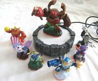 Skylanders Xbox 360 Swap Force Portal & 7 characters