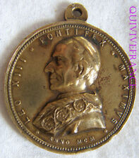 MED4487 - MEDAILLE LEON XIII ANNEE JUBILAIRE 1890