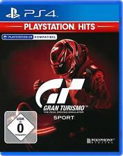 Gran Turismo Sport - PS4 Playstation 4 - NEU + OVP - GT Sport