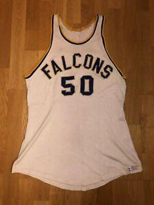 RARE Vintage Size 42 Wilson Atlanta Falcons Shirt Jersey shorts NFL NBA N685