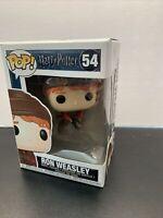 Funko Pop! Movies: Harry Potter: #54 Ron Weasley (Quidditch Goalie)