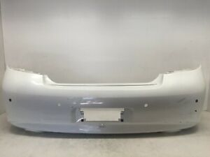 Rear Bumper Cover 2010-2013 Infiniti G37 G25 Q40 2015 only 85022-1NF0H OEM