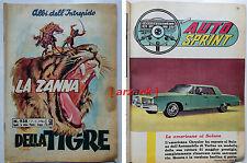ALBI DELL'INTREPIDO 938 Auto Sprint CHRYSLER SALONE TORINO Universo 1964