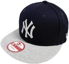 New Era New York Yankees Jersey Team snap Navy Grey SnapBack cap s m 9 fifty New