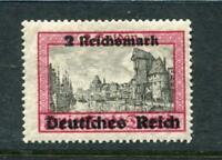 Germany/Danzig 1939 Mi 729 2RM MH Overprint g2393s
