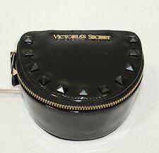 Victoria's Secret NWT Glossy Black Jewelry Box Case Small