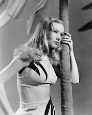 ACTRESS VERONICA LAKE - 8X10 PUBLICITY PHOTO (DD540)