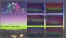 New Zealand-Southern Lights 2017 fine used -min sheet