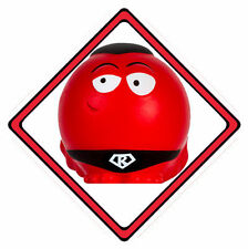 Red Nose Day Car Window Sign (£1 Goes To Comic Relief Charity) ~ 11