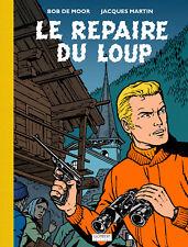 Album de Luxe Lefranc Le repaire du loup Gomb-R Editions