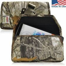 Turtleback LG G3 Camouflage Nylon Pouch Holster Phone Case Metal Belt Clip